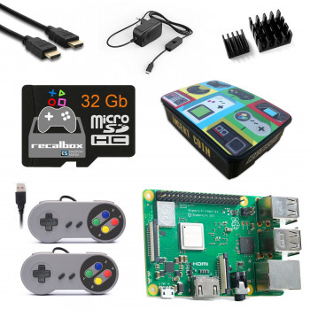 Case VESA Raspberry PI4 - Custodia e Ventola con Supporti...