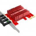 Switch HDMI Moderno 3 in 1 con Telecomando - Supporta 3D...