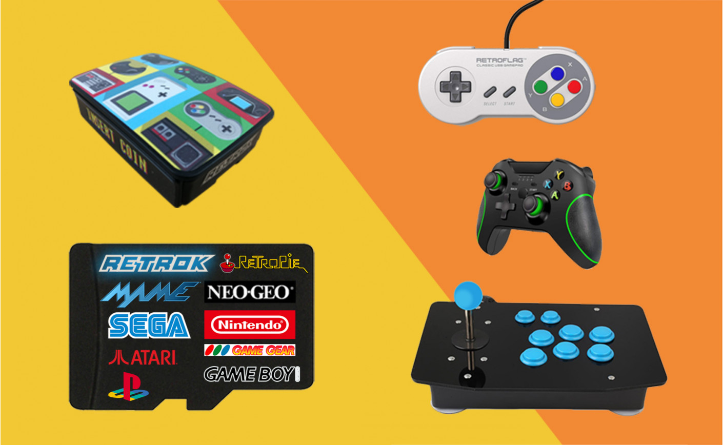 Console RetroK available now